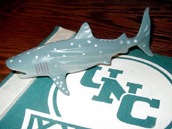 Shark Attack Sharkey's Michigan State UNC